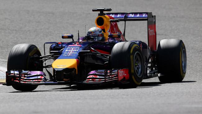 Sebastian Vettel avrà un telaio nuovo a Monza