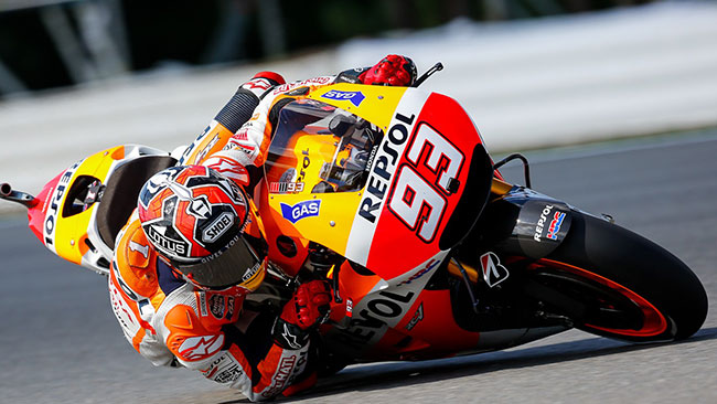 Silverstone, Libere 1: Marquez davanti alle Ducati