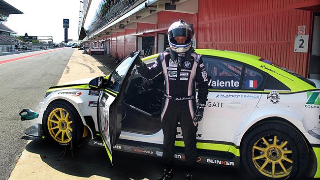 Un test con la Campos Racing per Mat'o Homola