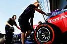 Monza, pista estrema per gli pneumatici