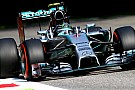 La Mercedes accorcia i rapporti del cambio