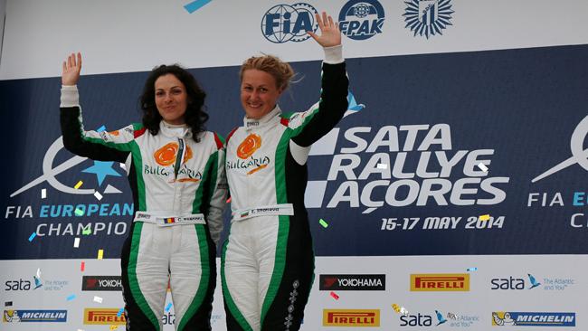 Ekaterina Stratieva vince il Ladies' Trophy ERC 2014
