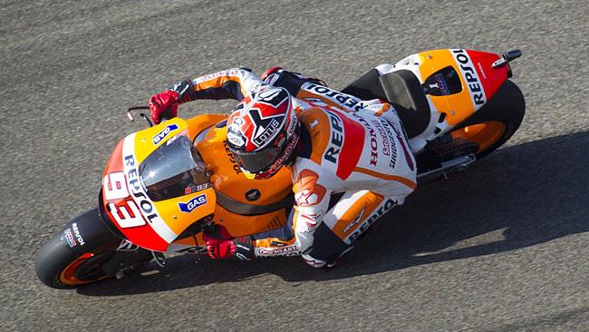 Marquez non vuole sottovalutare le Yamaha