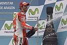 Crutchlow firma il suo primo podio con la Ducati