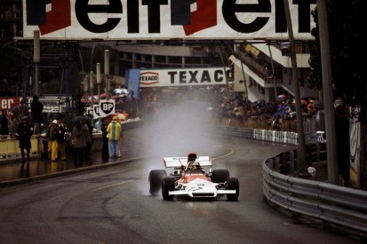 Ranking F1's greatest wet-weather drives