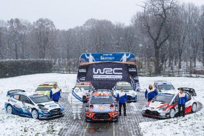 WRC mit neuem Partner: ServusTV zeigt Rallye-WM live im TV und Stream