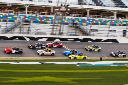 Erstes Mazda-MX5-Cup-Rennen in Daytona sorgt für Wahnsinns-Finish