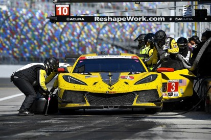 """Bereaved Garcia crying with """"emotion and rage"""" after Daytona 24 win"""