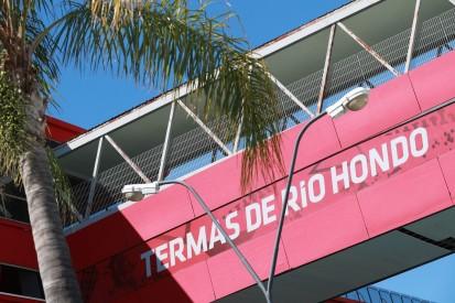 Verheerendes Feuer im Boxengebäude von Termas de Rio Hondo