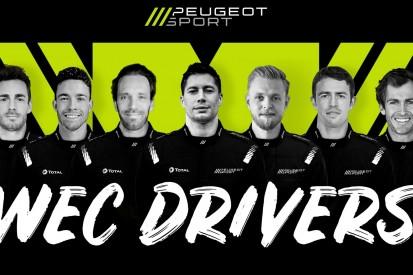 Peugeot-WEC-Fahrer 2022: Drei Ex-F1-Piloten an Bord