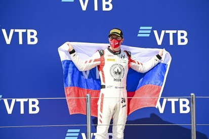 Mazepin set to race in F1 under neutral flag after CAS ruling