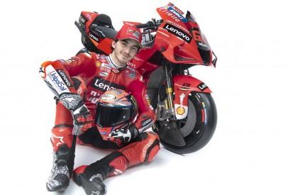 Francesco Bagnaia gibt Einblicke: Das macht Jack Miller bei Ducati besser