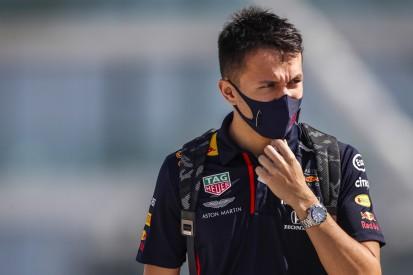 Gerne auch AlphaTauri: Albon kämpft für Formel-1-Comeback