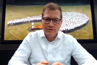 Interview: Warum Andreas Seidl kein klares Saisonziel für 2021 ausgibt