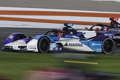 Trotz BMW-Abschied: Günther sieht Zukunft weiter in der Formel E