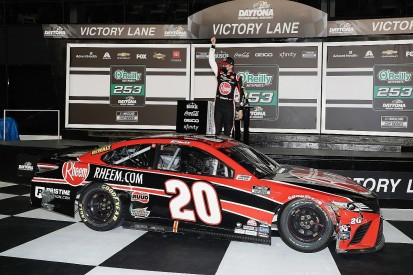 """Bell not """"overly shocked"""" to claim first NASCAR Cup win"""