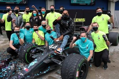 Laureus-Awards 2021: Lewis Hamilton und Mercedes wieder nominiert