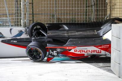 """""""Richtig übel"""": Formel-E-Video zeigt Alex Lynns Flugeinlage in Riad"""