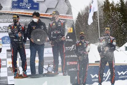 Adamo impressed by Hyundai's WRC Arctic Rally fightback