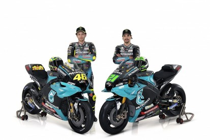 Morbidelli/Rossi relationship won't change as MotoGP team-mates