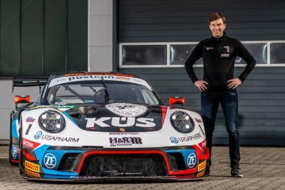 GT-Masters-Champion Christian Engelhart wechselt zum Team Bernhard