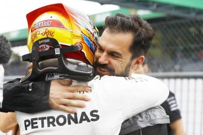 Lewis Hamilton und Assistent Marc Hynes gehen getrennte Wege
