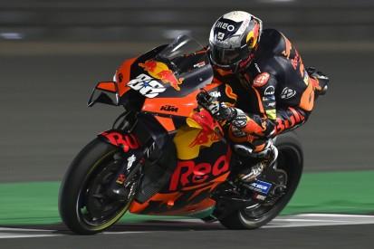 KTM arbeitet beim Katar-Test an Details: Miguel Oliveira die Messlatte