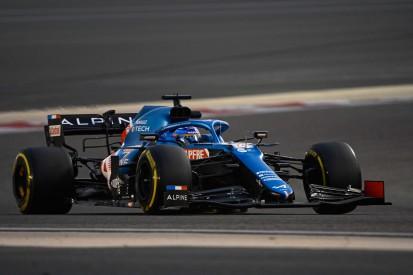 "Fernando Alonsos erster Tag im A521: ""Das Auto fühlt sich gut an"""