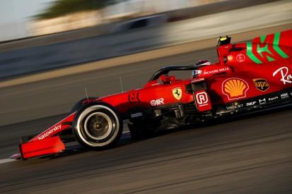 Ferrari-Sponsor erklärt: Darum ist das grüne Logo auf dem SF21