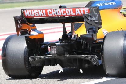 Ein Blick ins Reglement: Warum McLarens Diffusor-Trick legal ist