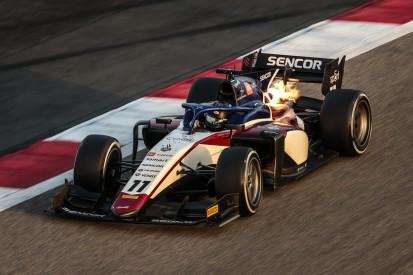 Formel 2 Bahrain 2021: Beckmann mit Debüt-Podium, Rookie Lawson siegt