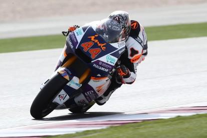 Moto2 FT3 in Katar (1): Sessionbestzeit für Canet - Keine Steigerung zu Freitag