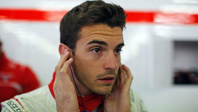 Jules Bianchi potrebbe essere operato di nuovo
