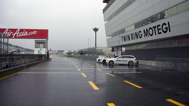 Rischio tifone anche per la MotoGp a Motegi