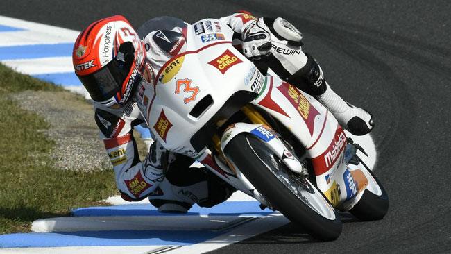 Piccoli progressi per il San Carlo Team Italia