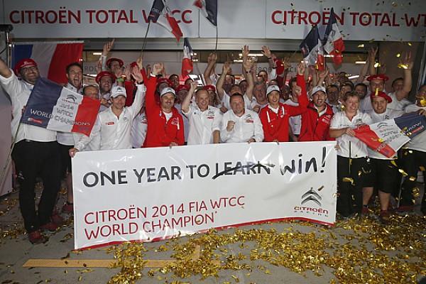 Citroën, un anno per vincere!