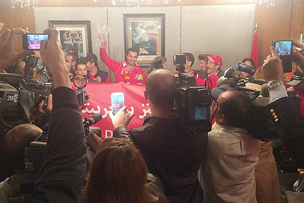 Bennani torna in Marocco da eroe
