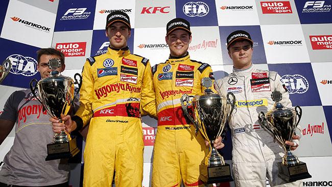 Blomqvist risponde a Verstappen vincendo Gara 2