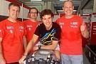Rolfo a Sepang e Valencia con il Tasca Racing
