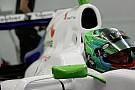 Adderly Fong soddisfatto del test con la Sauber C31