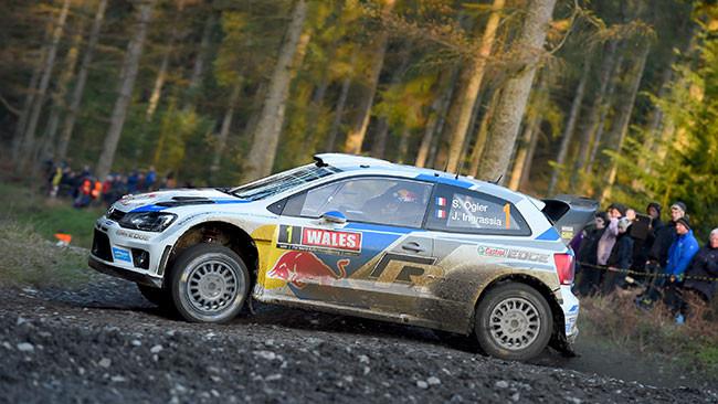Sebastien Ogier vince anche il Rally di Gran Bretagna!