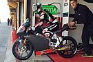 Bastianini inizia a prendere le misure alla Honda