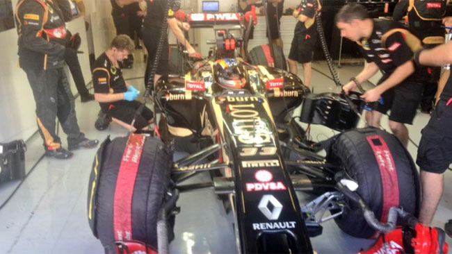 Lynn molto soddisfatto del suo esordio in Formula 1