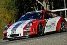 Francois Delecour nella R-GT Cup con una Porsche