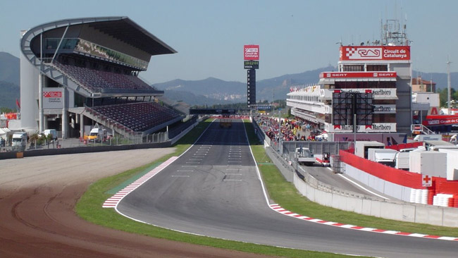 A Barcellona e Red Bull Ring i test post-Gp 2015