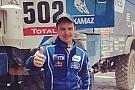 Dakar, Camion, Tappa 8: Nikolaev firma la cinquina