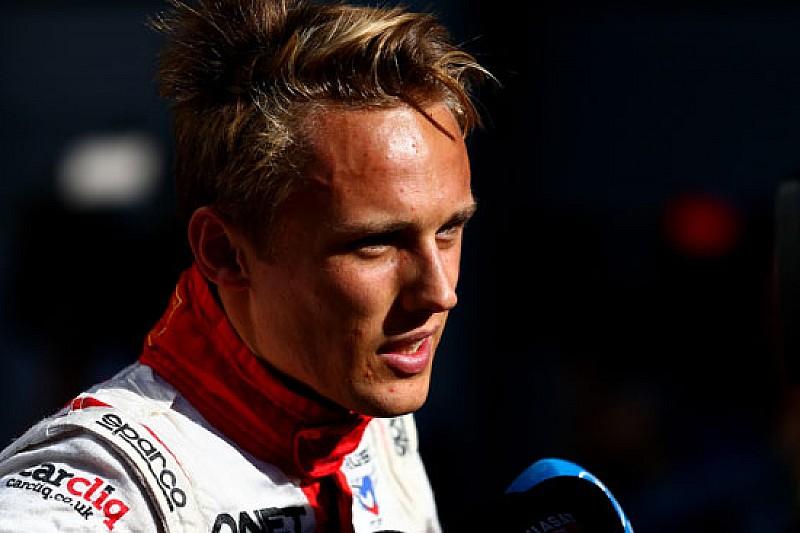 Max Chilton pensa all'Indycar con Carlin, ma dal 2016