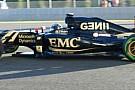 Primo assaggio della Lotus E23 Hybrid per Grosjean