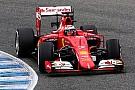 Jerez, Day 4, Ore 14: nuova zampata di Raikkonen