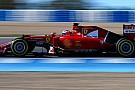 Ferrari: a Barcellona comincia a girare Raikkonen